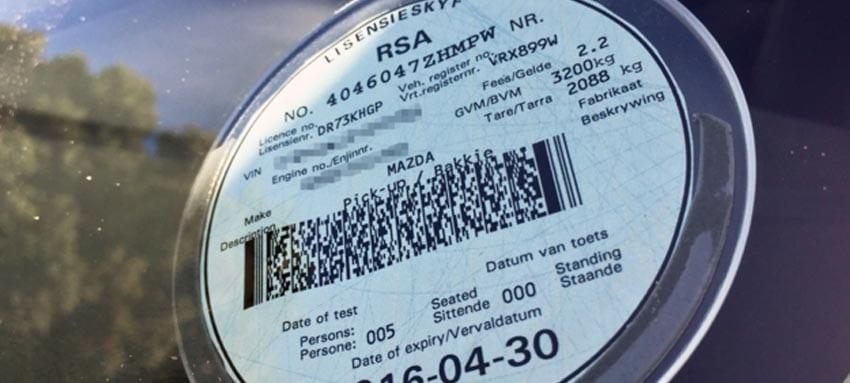 renewing car licence during lockdown